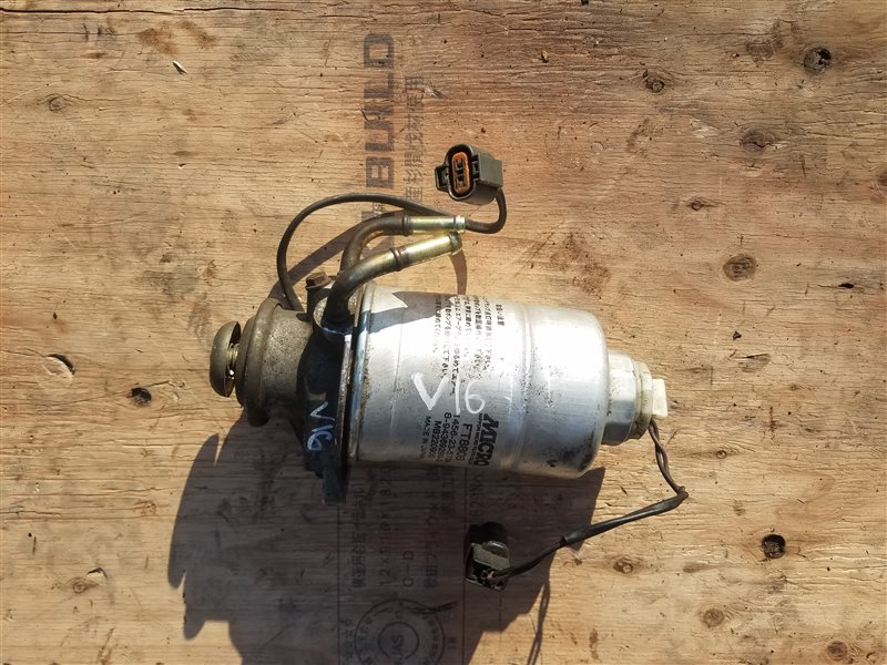 Фильтр топливный Mitsubishi Pajero V16W (б/у)