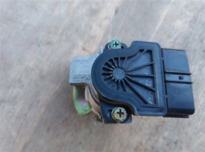 Датчик дроссельной заслонки Mitsubishi Pajero Io H77W 4G94 (б/у)