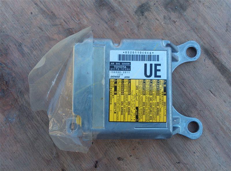 Блок управления airbag Toyota Vanguard GSA33 (б/у)