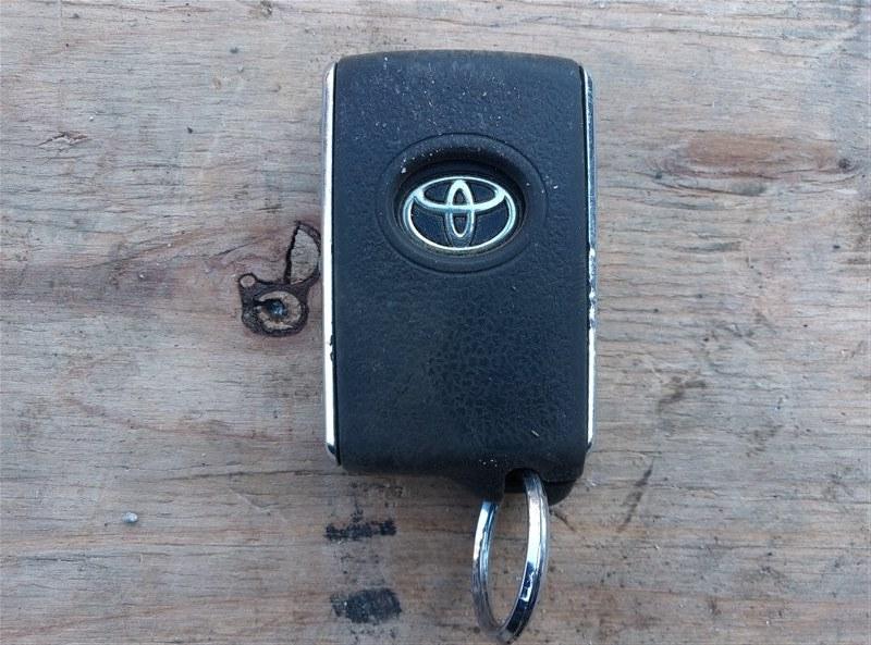 Блок иммобилайзера Toyota Vanguard GSA33 (б/у)