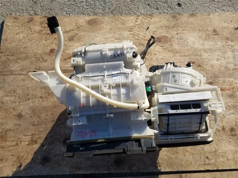 Печка Toyota Vanguard GSA33 (б/у)