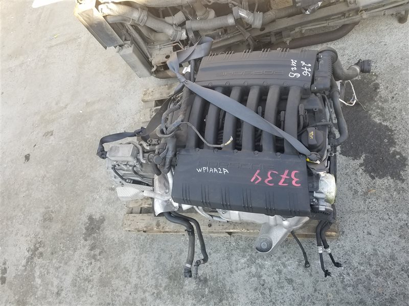 Двигатель Porsche Cayenne 958 M55.02 2012 (б/у)