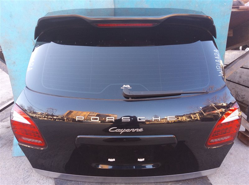 Дверь 5-я Porsche Cayenne 958 M55.02 2012 (б/у)