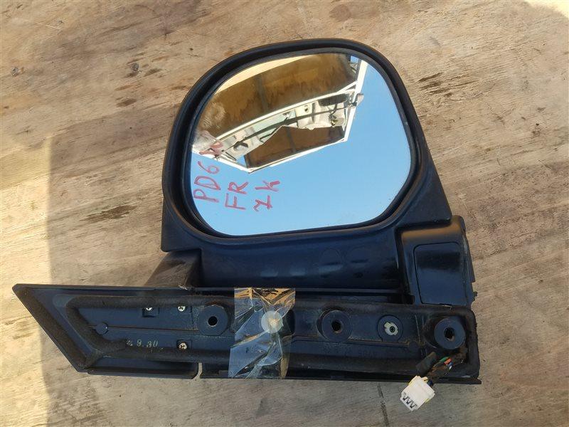 Зеркало Mitsubishi Delica PD6W переднее правое (б/у)