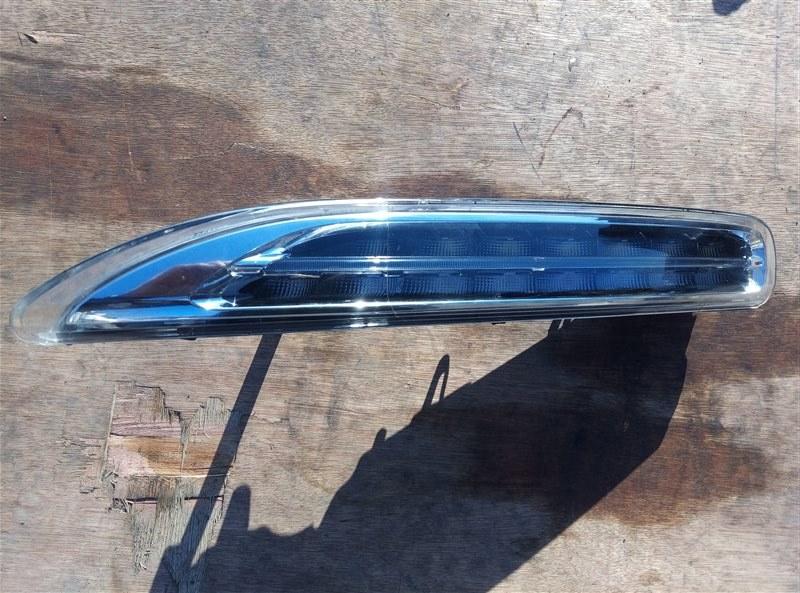 Дневные ходовые огни Porsche Cayenne 958 M55.02 2012 переднее левое (б/у)