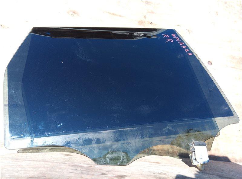 Стекло двери Porsche Cayenne 958 M55.02 2012 заднее правое (б/у)