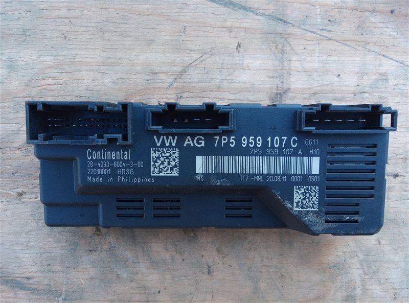 Электронный блок Porsche Cayenne 958 M55.02 2012 (б/у)