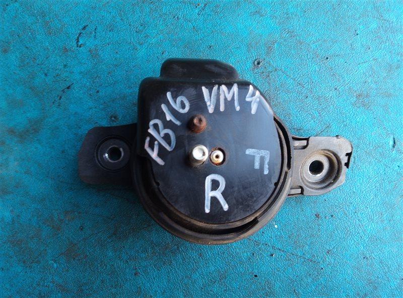 Подушка двигателя Subaru Levorg VM4 FB16 06.2016 правая (б/у)