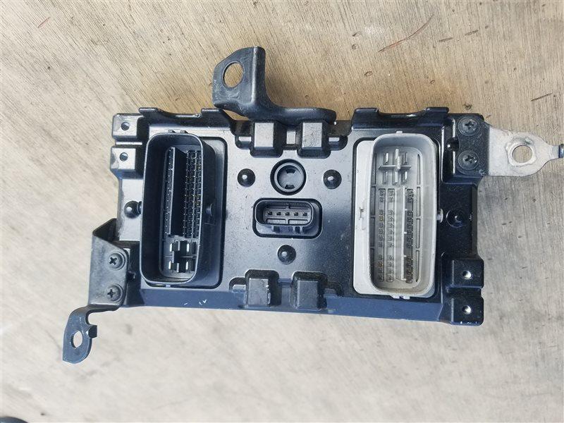 Блок управления abs Lexus Ls460 USF40 1UR-FSE 07.2010 (б/у)