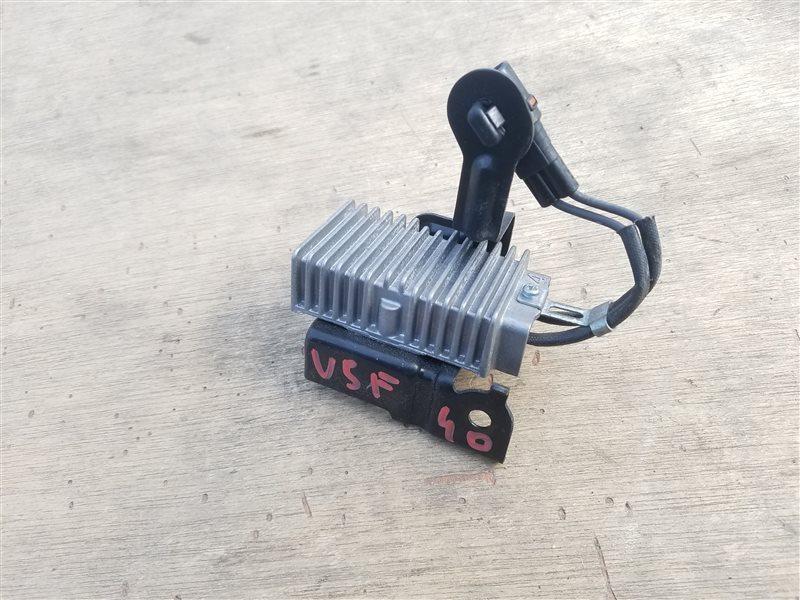 Блок управления топливным насосом Lexus Ls460 USF40 1UR-FSE 07.2010 (б/у)