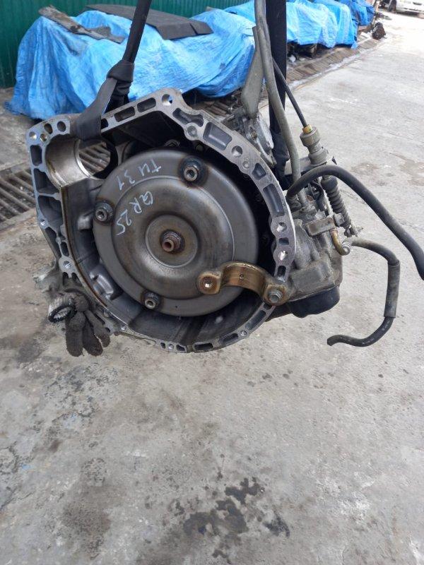 Акпп Nissan Presage TU31 QR25DE 126610A (б/у)