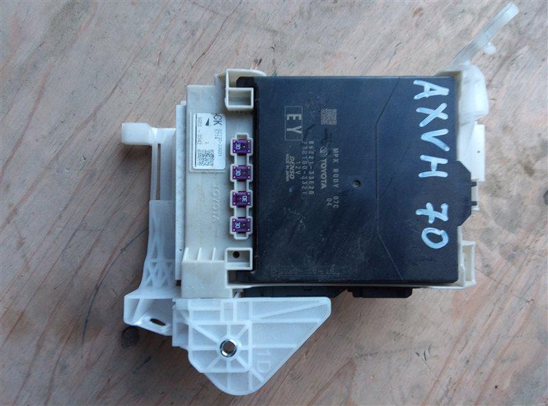 Блок предохранителей Toyota Camry AXVH70 A25A-FXS 07.2019 (б/у)