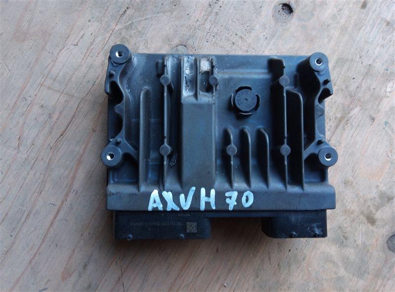 Блок efi Toyota Camry AXVH70 A25A-FXS 07.2019 (б/у)