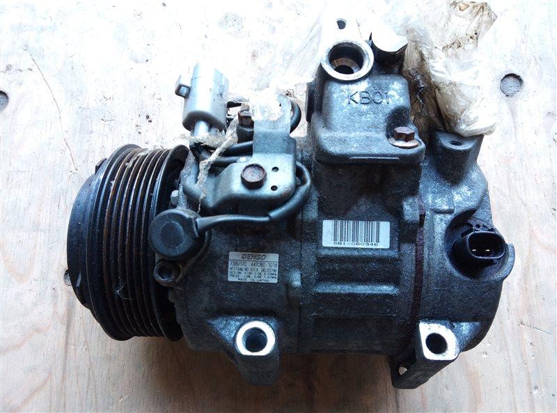 Компрессор кондиционера Toyota Vanguard GSA33 2GR-FE (б/у)