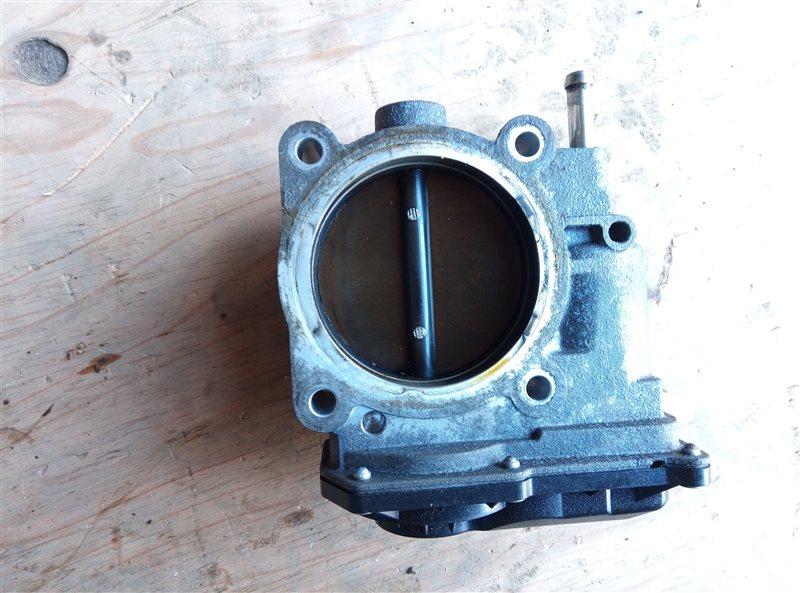 Блок дроссельной заслонки Toyota Vanguard GSA33 2GR-FE (б/у)