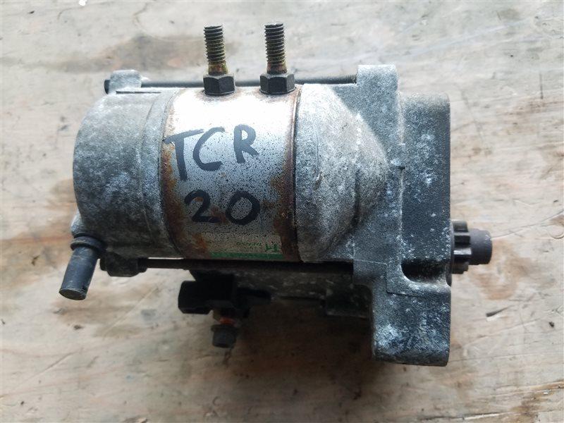 Стартер Toyota Estima TCR20 2TZ-FZE (б/у)