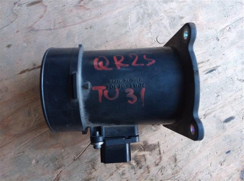 Расходомер воздушный Nissan Presage TU31 QR25DE (б/у)