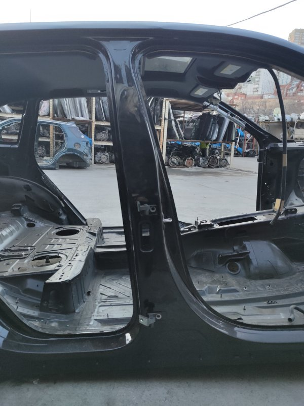 Стойка кузова Porsche Cayenne 958 M55.02 2012 правая (б/у)
