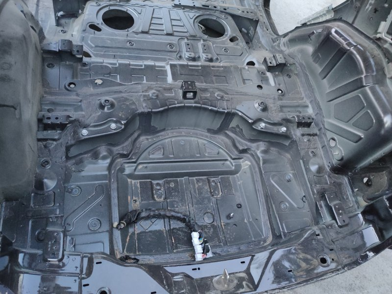 Тазик железный Porsche Cayenne 958 M55.02 2012 (б/у)