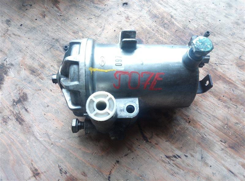 Насос ручной подкачки Nissan Diesel J07E (б/у)