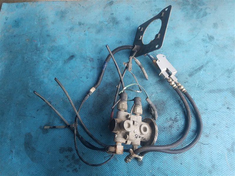 Тормозной кран Isuzu Giga SKW 8PE1 (б/у)