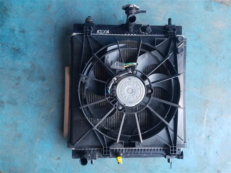 Радиатор основной Toyota Raize A200A 1KR-VET 12.2019 (б/у)