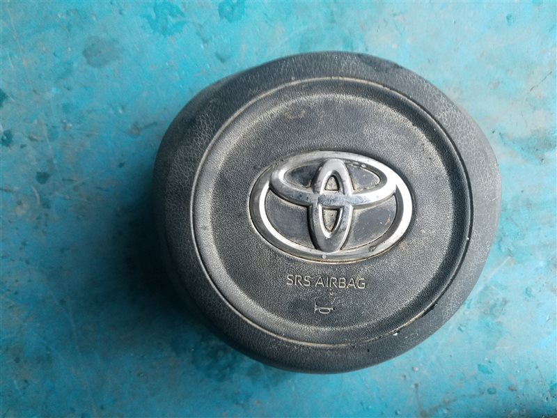 Airbag водительский Toyota Raize A200A 1KR-VET 12.2019 (б/у)
