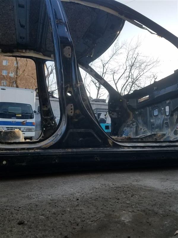 Стойка кузова Toyota Raize A200A 1KR-VET 12.2019 правая (б/у)