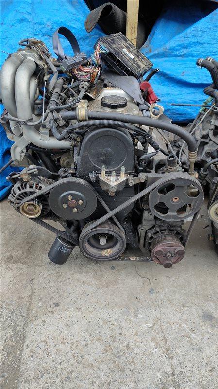 Двигатель Mitsubishi Dingo CQ1A 4G13 BP62231 (б/у)