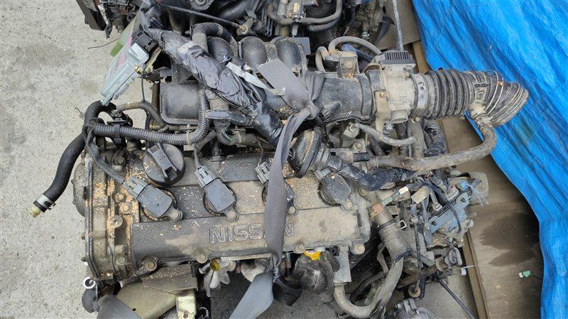 Двигатель Nissan X-Trail T30 QR20DE 640184A (б/у)