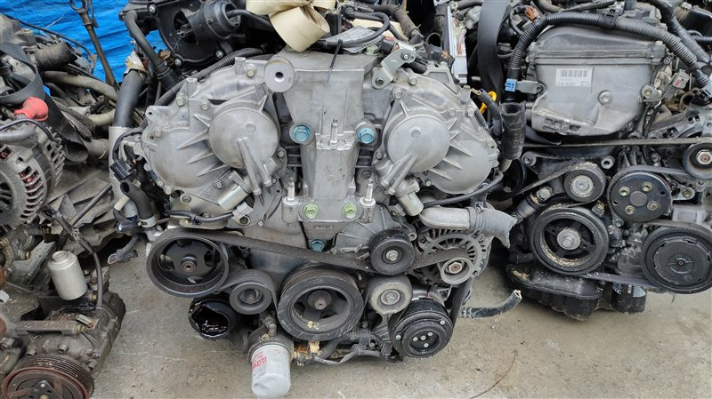 Двигатель Nissan Teana J32 VQ25DE 754088A (б/у)