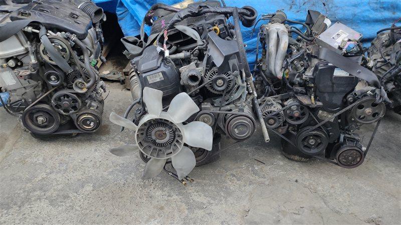 Двигатель Toyota Mark 2 GX100 1G-FE 6603359 (б/у)