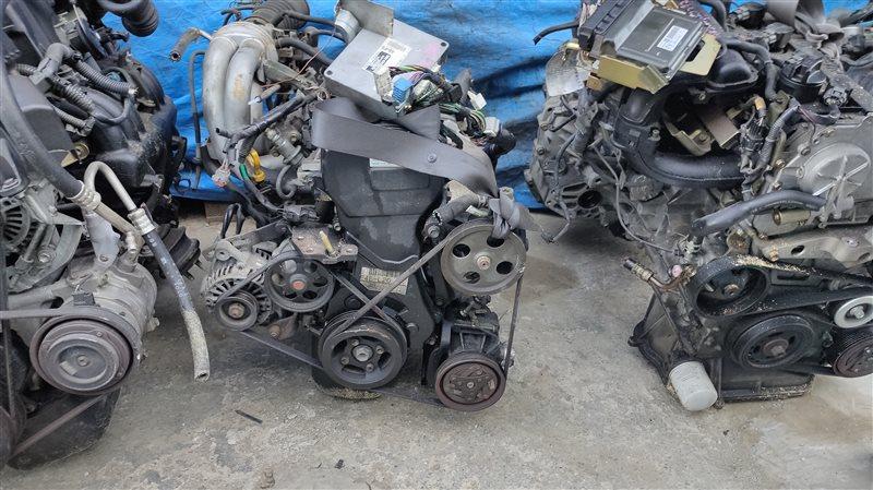 Двигатель Toyota Corsa EL51 4E-FE 2513759 (б/у)