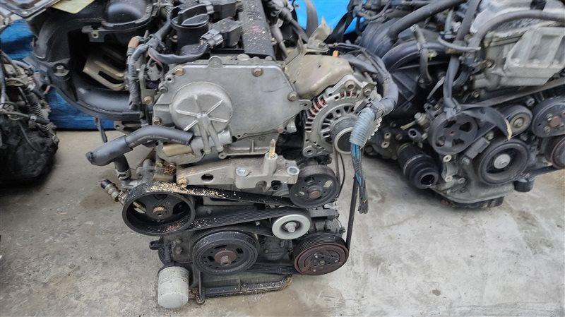Двигатель Nissan Primera TP12 QR20DE 453317A (б/у)