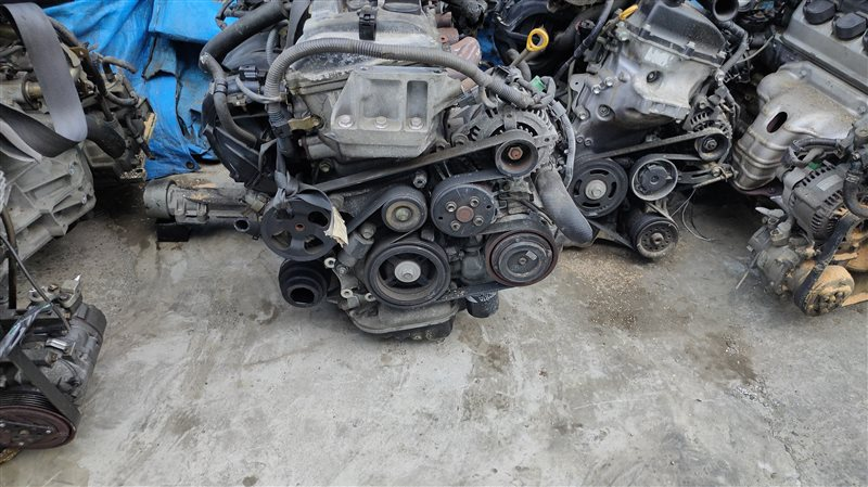 Двигатель Toyota Alphard ANH15 2AZ-FE 0012935 (б/у)