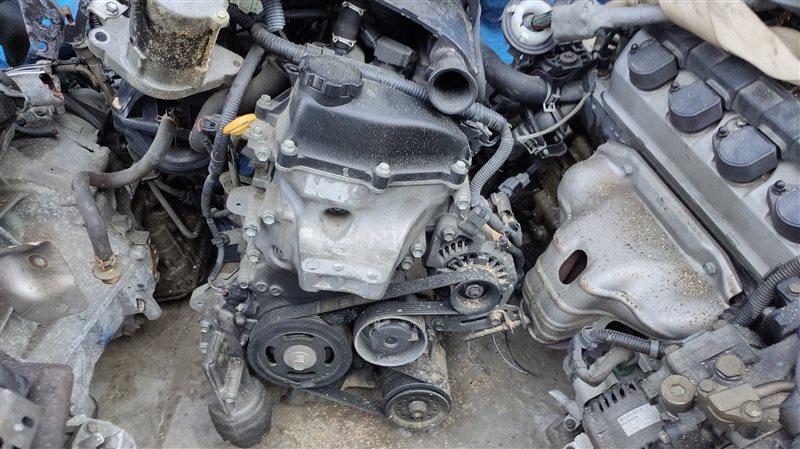 Двигатель Toyota Vitz KSP90 1KR-FE 0094619 (б/у)