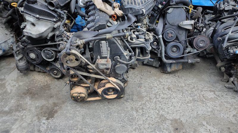 Двигатель Honda Stream RN1 D17A 2114212 (б/у)