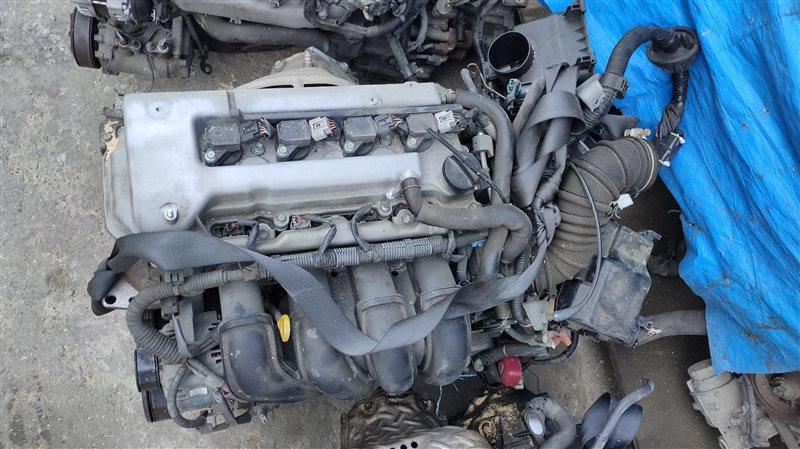 Двигатель Toyota Isis ZNM10 1ZZ-FE 3046572 (б/у)