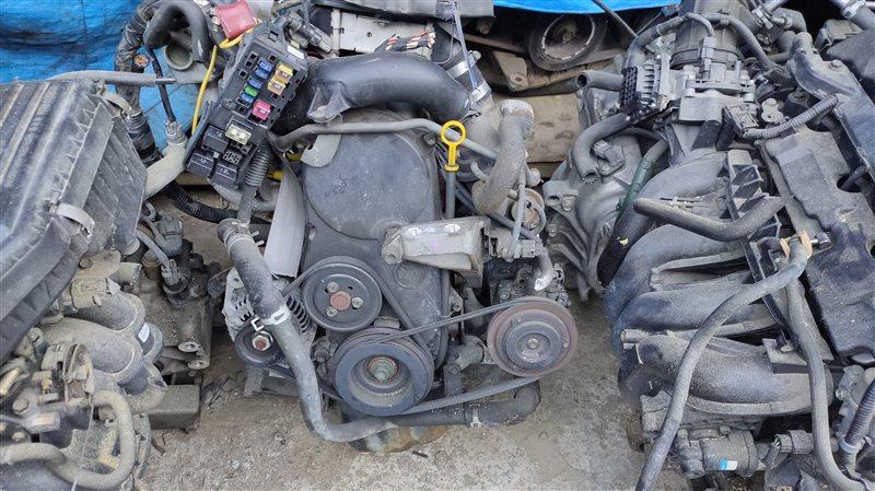 Двигатель Suzuki Wagon R MC11S F6AT 2946287 (б/у)