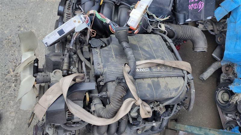 Двигатель Toyota Crown GS171 1G-FE 6844410 (б/у)