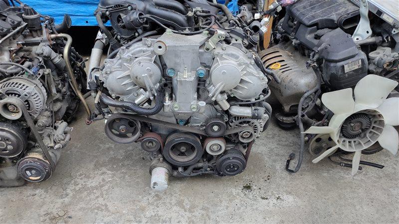 Двигатель Nissan Teana J32 VQ25DE 416384A (б/у)