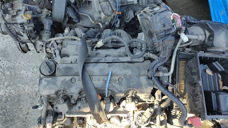 Двигатель Honda Stream RN6 R18A 1772692 (б/у)