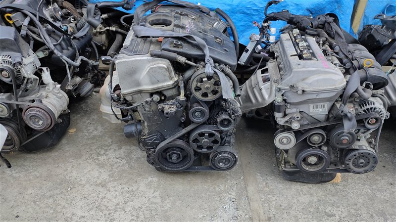 Двигатель Honda Odyssey RB1 K24A 5029249 (б/у)
