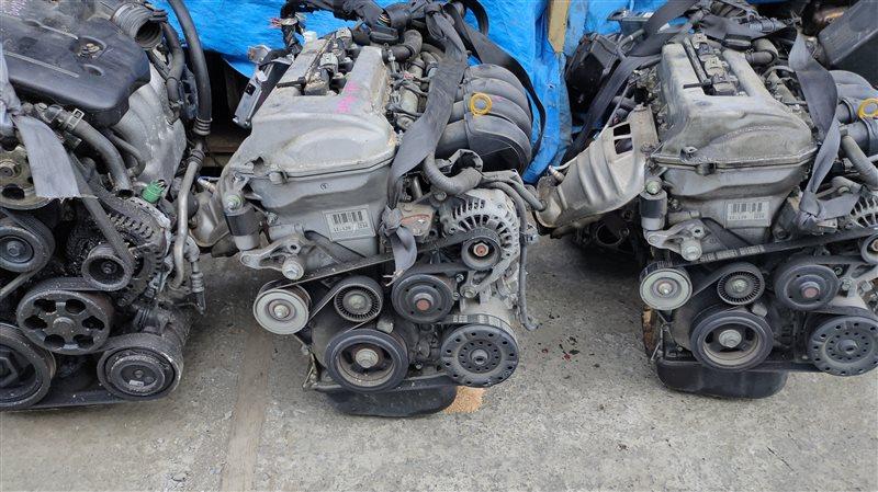 Двигатель Toyota Wish ZNE10 1ZZ-FE 3149325 (б/у)