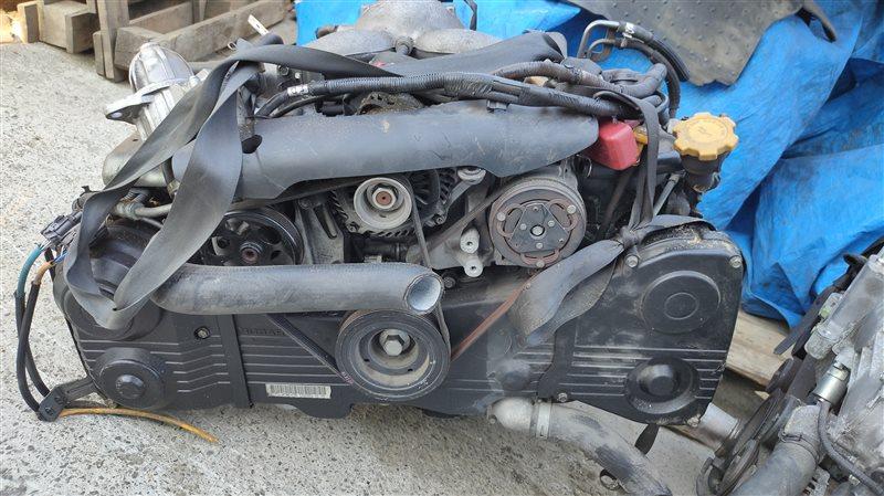 Двигатель Subaru Impreza GH2 EL154 D765934 (б/у)