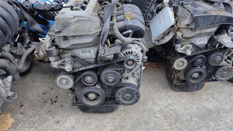 Двигатель Toyota Wish ZNE10 1ZZ-FE 2669181 (б/у)