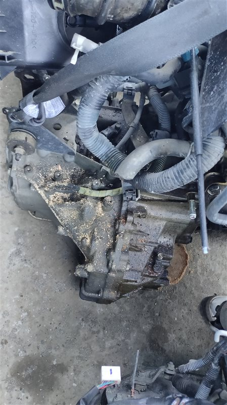 Акпп Toyota Wish ZNE10 1ZZ-FE 2292631 (б/у)