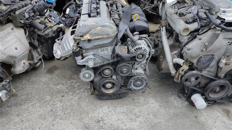 Двигатель Toyota Wish ZNE10 1ZZ-FE 3194374 (б/у)