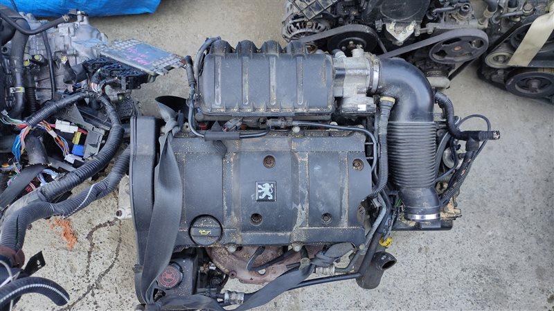 Двигатель Peugeot 206 2A/C TU5JP4 138349 (б/у)