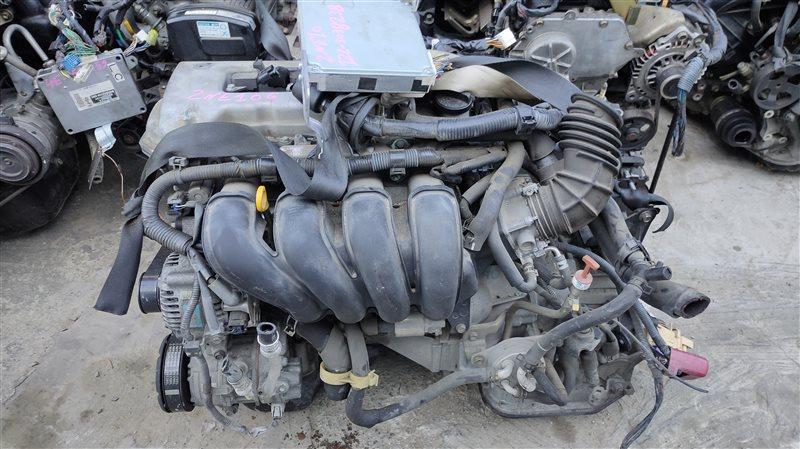 Двигатель Toyota Wish ZNE10 1ZZ-FE 3038238 (б/у)